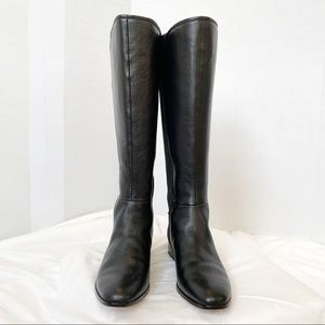 Louise et cie Vallery Elastic Back Knee High Boots